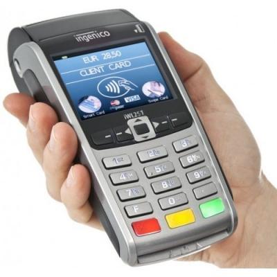 Ingenico IWL251 GPRS, contactless, банк ВТБ24 комплект отличный безналичный